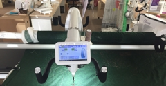 Whitlock's Longarm Quilting Machines and Systems