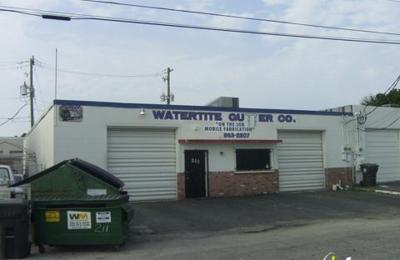 Watertite Gutter Company - Oakland Park, FL