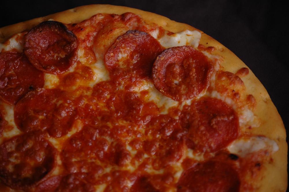 Flying Saucer Pizza, Redmond WA