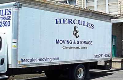 Hercules Moving & Storage - Cincinnati, OH