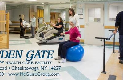 Garden Gate Health Care Facility - Cheektowaga, NY