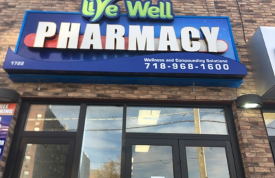 Live Well Pharmacy 1722 Utica Ave, Brooklyn, NY 11234 - YP com
