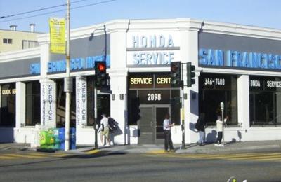 Marina Service Center - San Francisco, CA