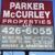 LAUREL HOUSING PARKER McCURLEY PROPERTIES, LLC.
