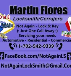 Not Again Lock & Key - Las Vegas, NV