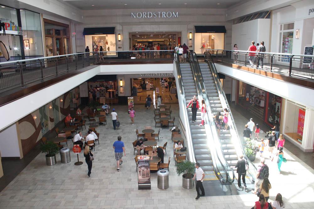 Food Court Swansea Mall