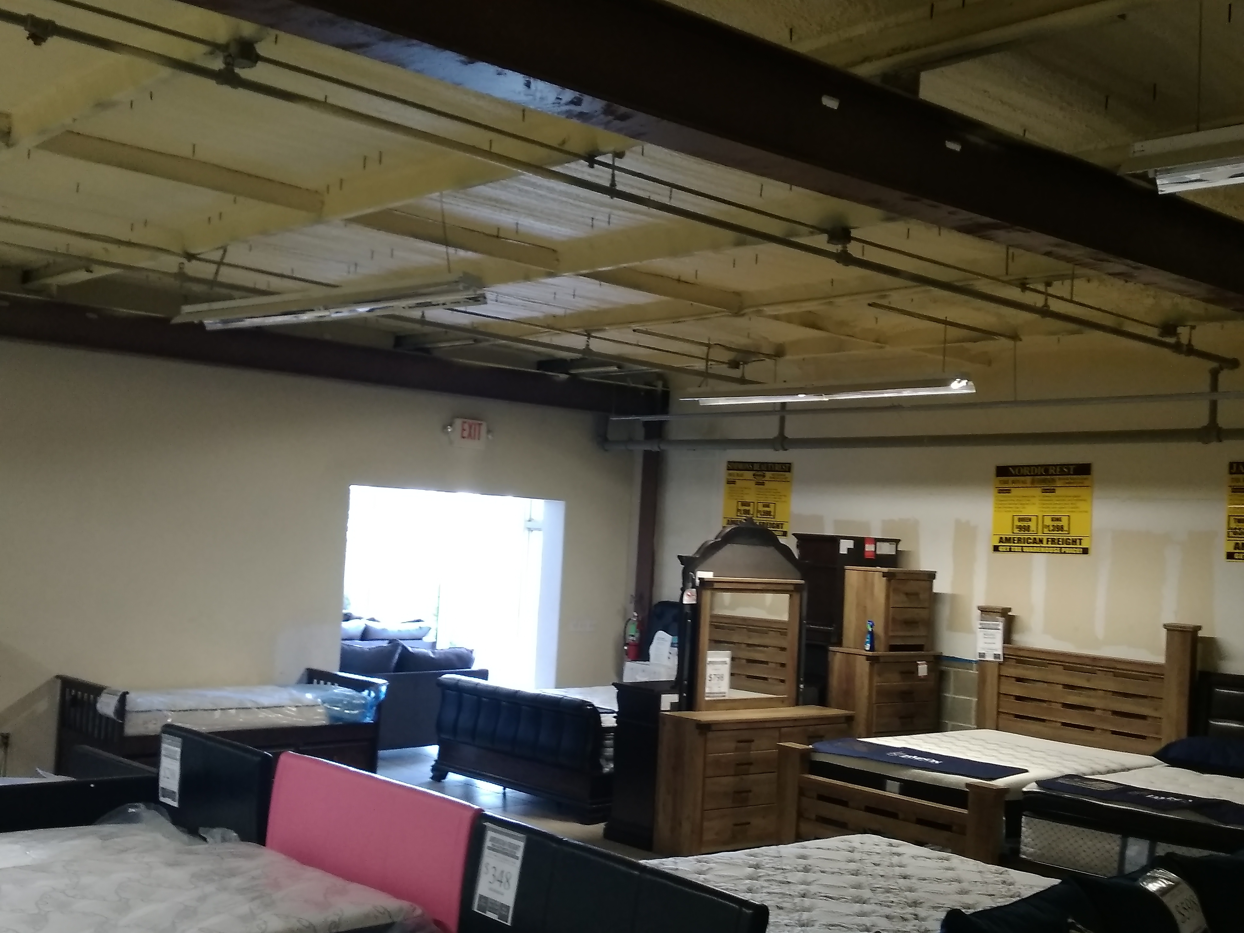 American Freight Furniture And Mattress 3409 N I 10 Service Rd W, Metairie,  LA 70002   YP.com