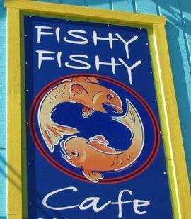 Fishy Fishy Cafe, Southport NC