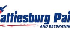 Hattiesburg Paint & Decorating - Hattiesburg, MS. Logo