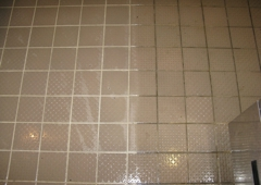 Heaven's Best Carpet & Upholstery Cleaning - Dumfries, VA. Tile Cleaning