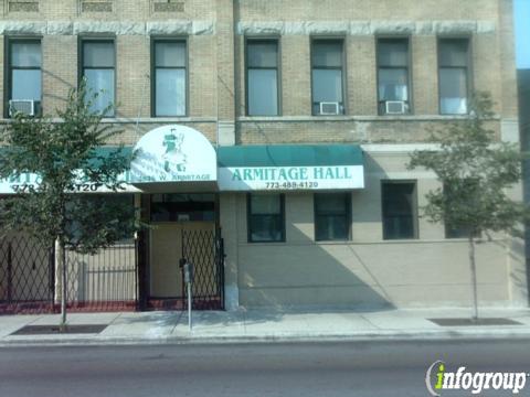 Armitage Banquet Hall 3636 W Armitage Ave Chicago Il