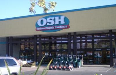 Orchard Supply Hardware - San Jose, CA