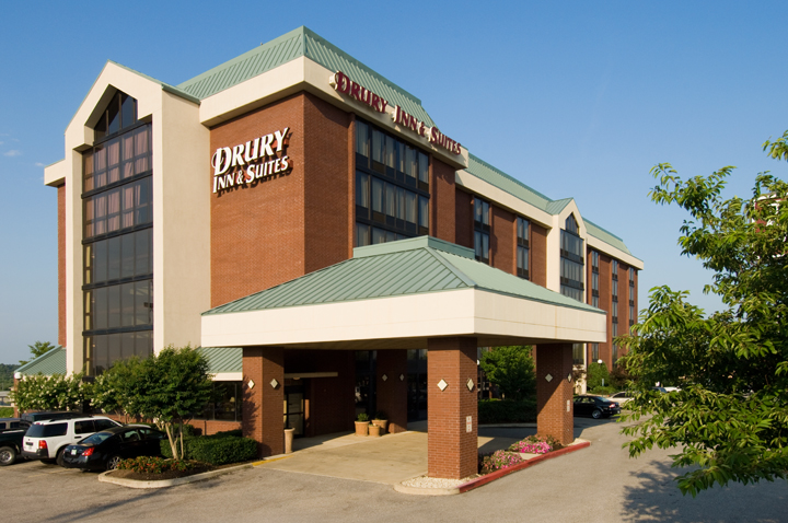 Drury Inn Amp Suites Memphis Southaven 735 Goodman Rd W