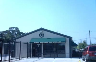 North Shepherd Mini Storage   Houston, TX