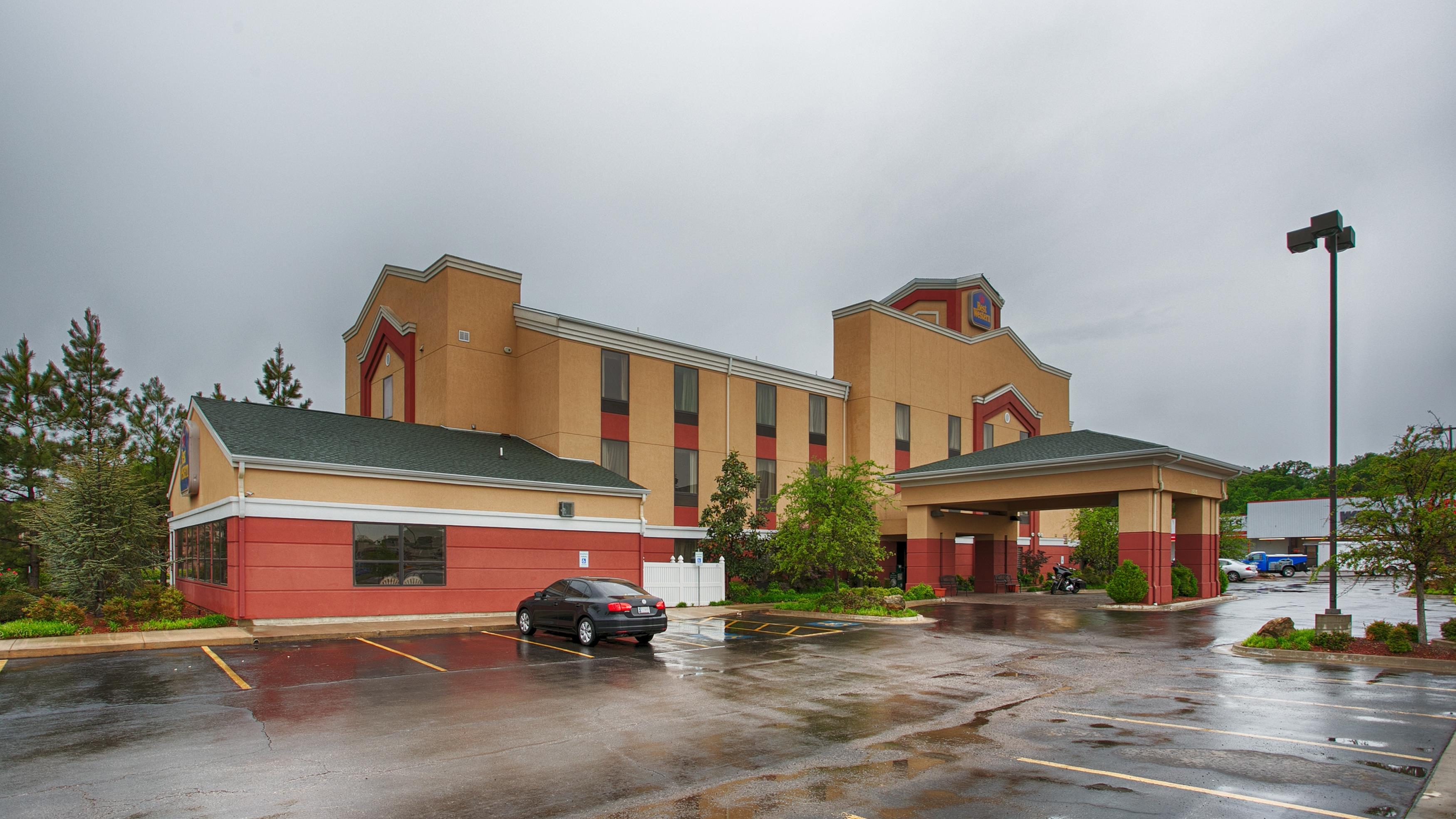 Best Western Seminole Inn & Suites, Seminole OK