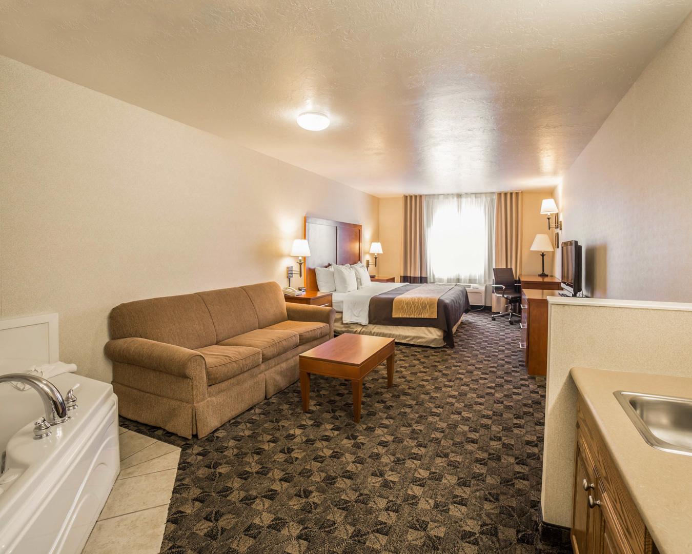 Comfort Inn & Suites, Beaver UT