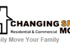 Changing Spaces Moving Inc - Madison, AL