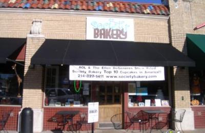 Society Bakery - Dallas, TX