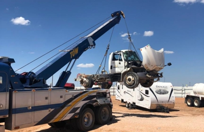 Midland Towing & Recovery 3601 N County Road 1148, Midland