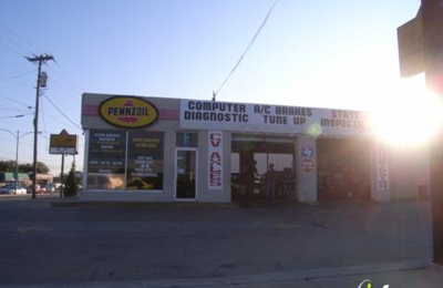 Ingram's Donuts - Dallas, TX