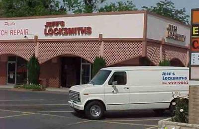 Jeff's Locksmiths - Sacramento, CA
