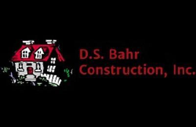 Bahr Construction logo