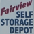 Fairview Self Storage Depot and Penske