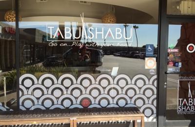 Tabu Shabu Restaurant - Costa Mesa, CA