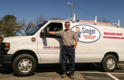 Singer Heating and Cooling - Greenback, TN