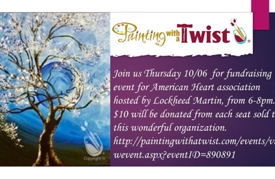 Painting With A Twist 127 Ark Rd Ste 18 Mount Laurel Nj 08054 Yp Com