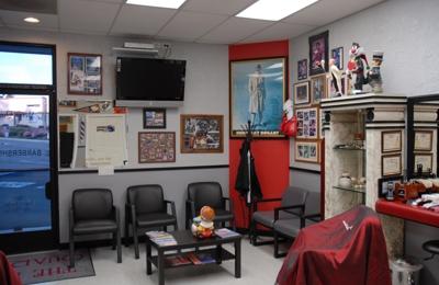 Men's Quarters Barber Shop - Lake Forest, CA. A Real Barber Shop