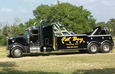 Fat Boy Towing and Transport, Inc.