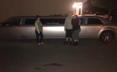 Diamonds Limousine Service