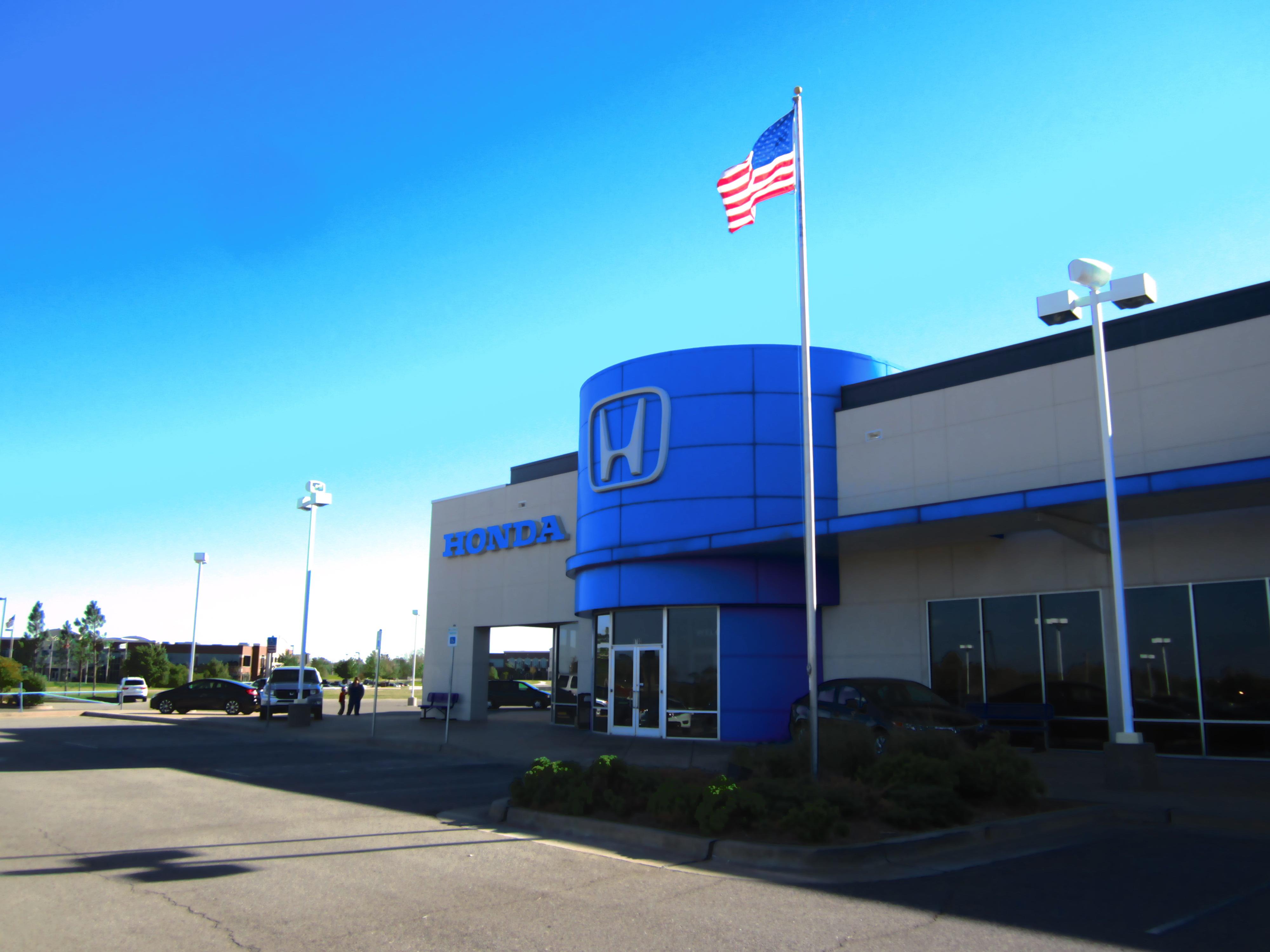 Battison honda 8700 nw expressway oklahoma city ok 73162 for Honda dealers okc