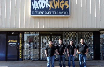 The Vapor Crew - Stillwater, OK