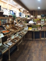 The humidor. We are currently working to double it's size.