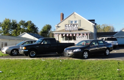 Glory Auto Sales >> Glory Auto Sales 8560 E Main St Reynoldsburg Oh 43068 Yp Com