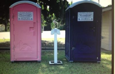 Floaters Portable Sanitation - Jacksonville, FL