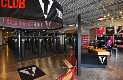 TITLE Boxing Club - Seattle, WA