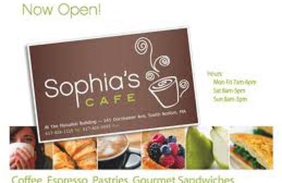 Sophia's Cafe - Boston, MA