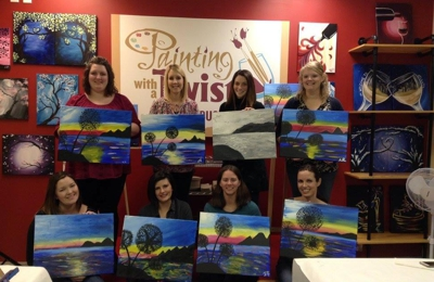 Painting With A Twist Atlanta Buckhead Ga 2140 Peachtree Rd Nw