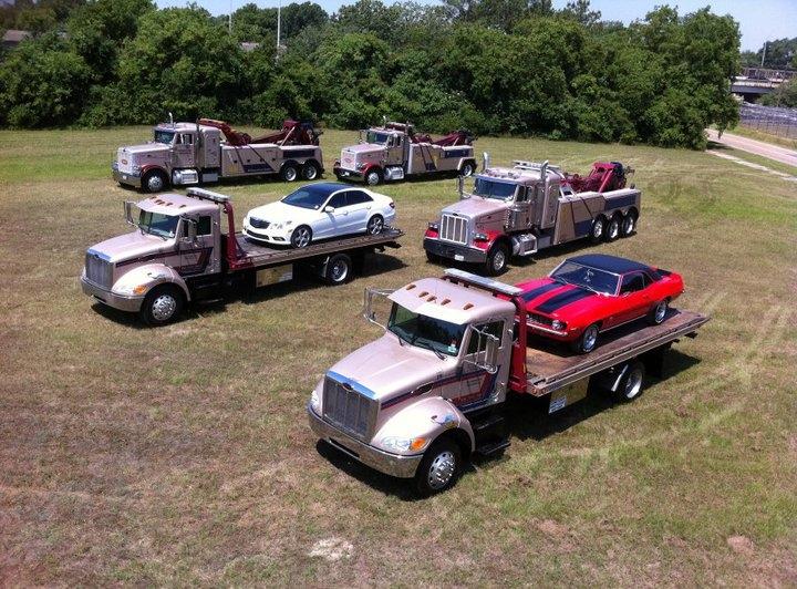 Road-Runner Towing & Recovery Inc 9101 Veterans Memorial