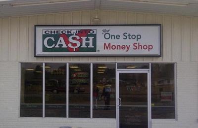 Check Into Cash - Fayette, AL