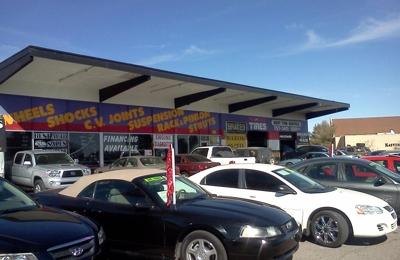 Best Tire Service - El Paso, TX