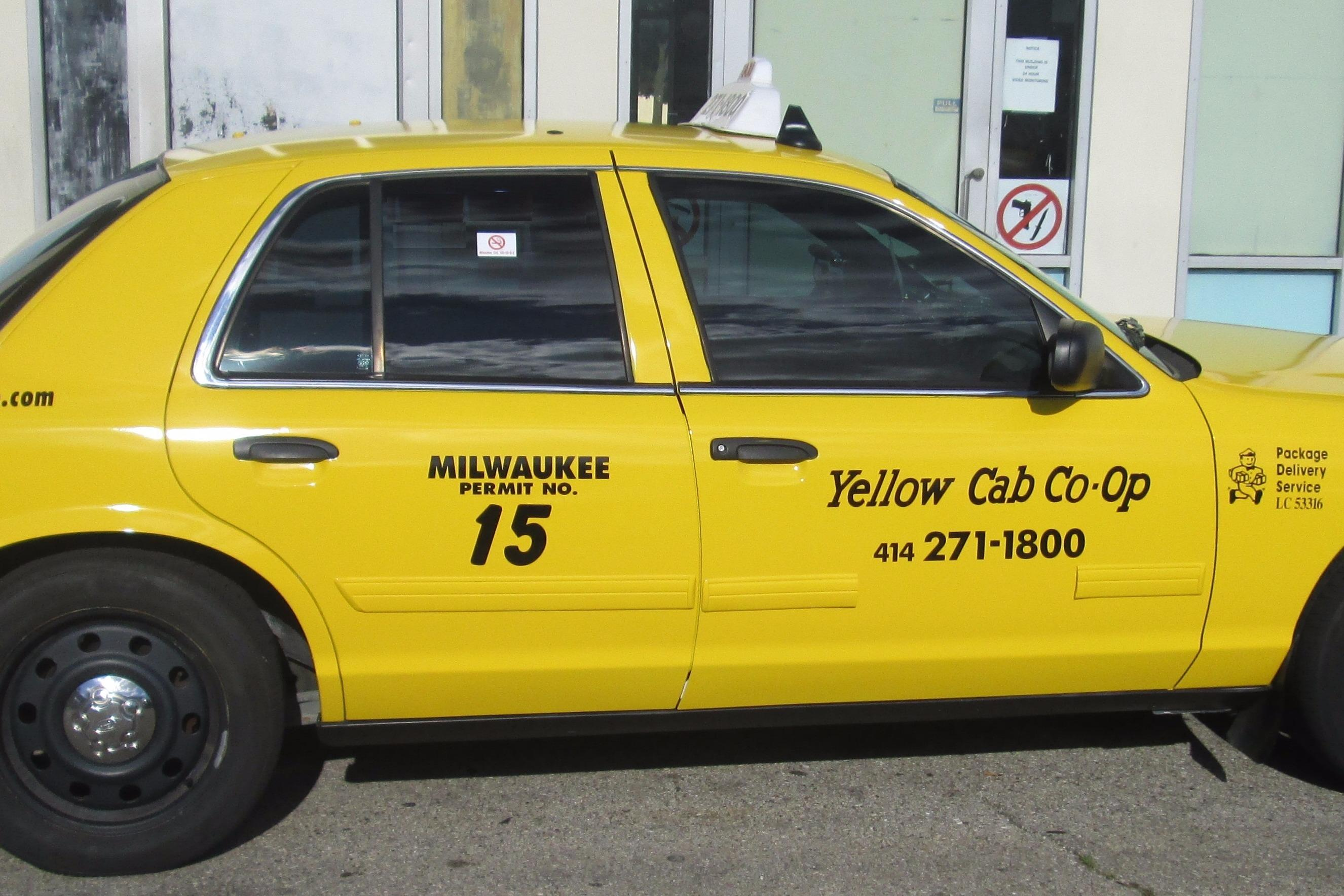 Yellow Cab Denver >> Yellow Cab Co Op 1747 N 6th St Milwaukee Wi 53212 Yp Com