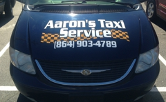 Aaron's Taxi  Service