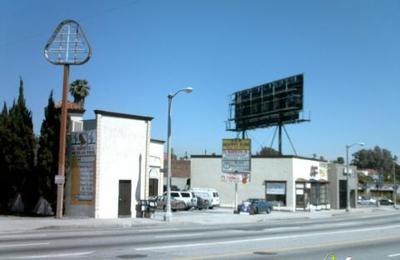 El Burrito Jr - Los Angeles, CA