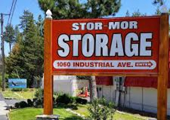 Stor Mor Storage   South Lake Tahoe, CA