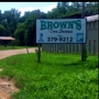 Brown's Tree Service & Forestry Disposal