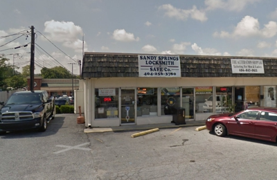 Sandy Springs Locksmith - Atlanta, GA